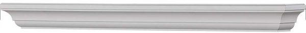 Mantels Direct Colton 60-Inch Fireplace Mantel Shelf