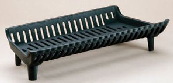 Medium Cast Iron Wood Grate