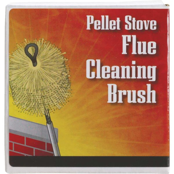 Meeco 84332 3 in. Pellet Stove Cleaning Brush 1
