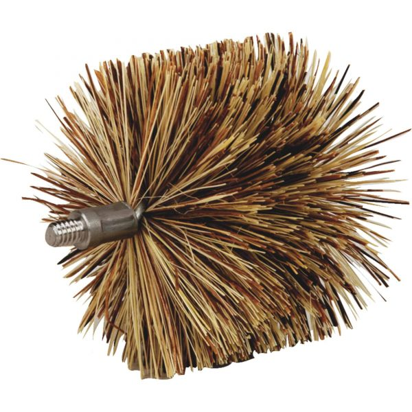 Meeco 84332 3 in. Pellet Stove Cleaning Brush