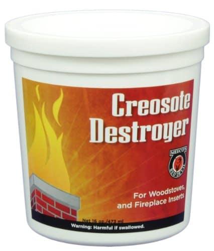 Meeco's Red Devil 2 Lb. Powder Creosote Remover 25 1