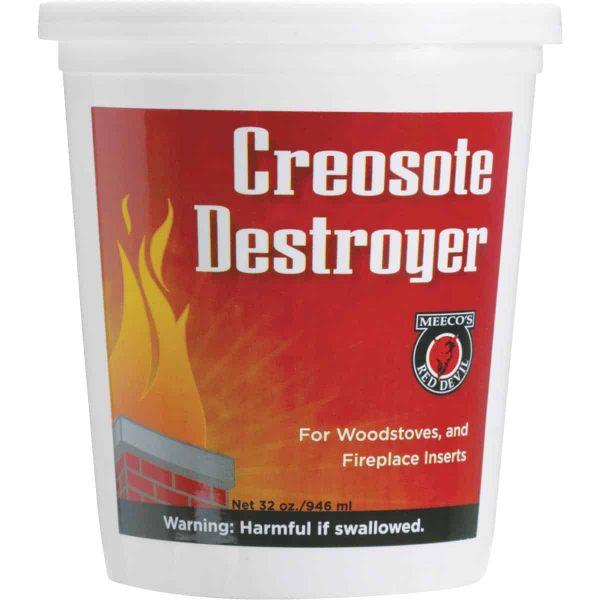 Meeco's Red Devil 2 Lb. Powder Creosote Remover 25