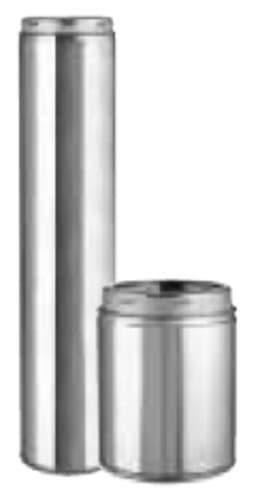 """Metalbest 8UT-6 Stainless Steel 8"""" Inner Diameter"""