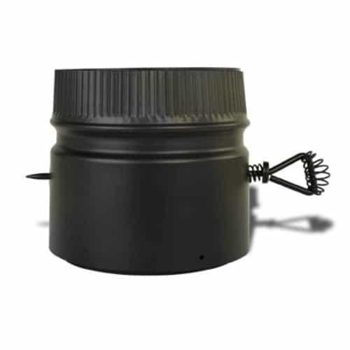 "Metalbest DSP6DK Black 6"" Inner Diameter"