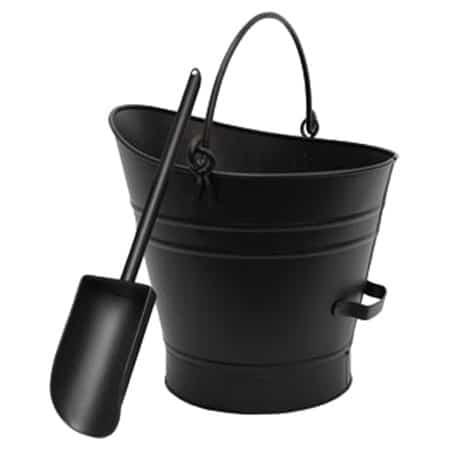 Minuteman International Coal Hod/Pellet Bucket with Scoop 1