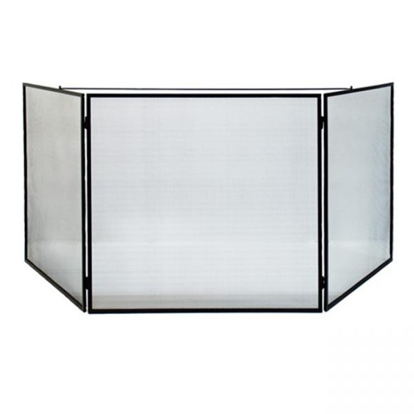 Minuteman SCR-13 3 Fold Child Guard Screen For Large Stoves