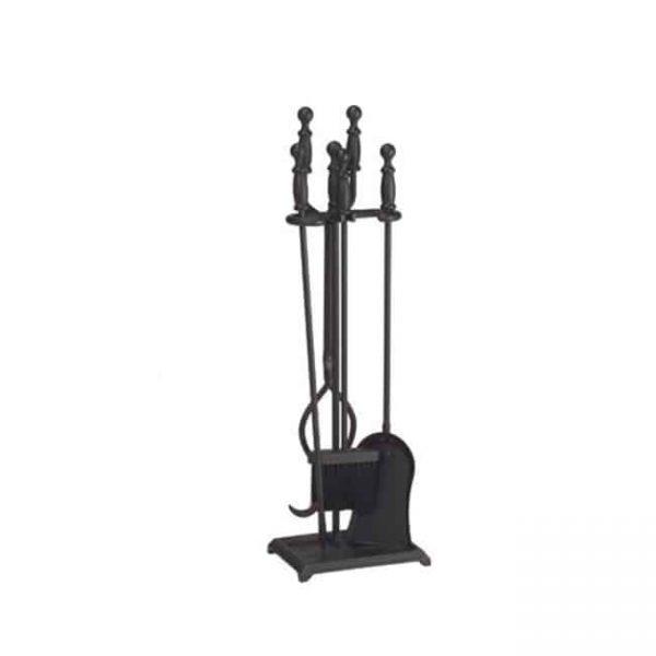 Minuteman X300460 4-Tool Fireset in Black