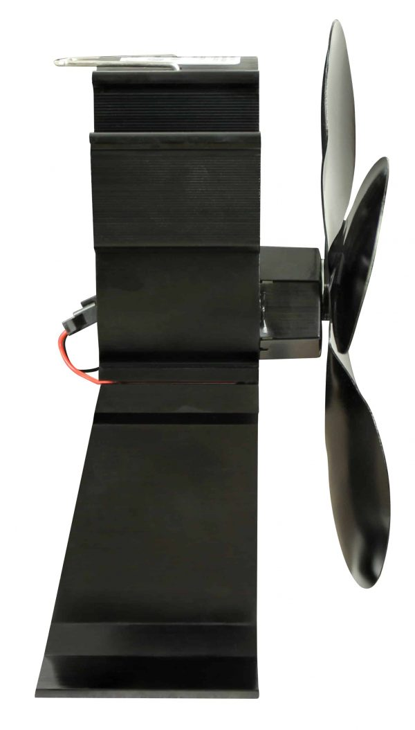 Miracle Heat 4 blade Thermoelectric Fan 1