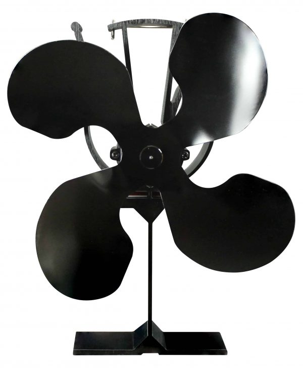 Miracle Heat 4 blade Thermoelectric Fan 5