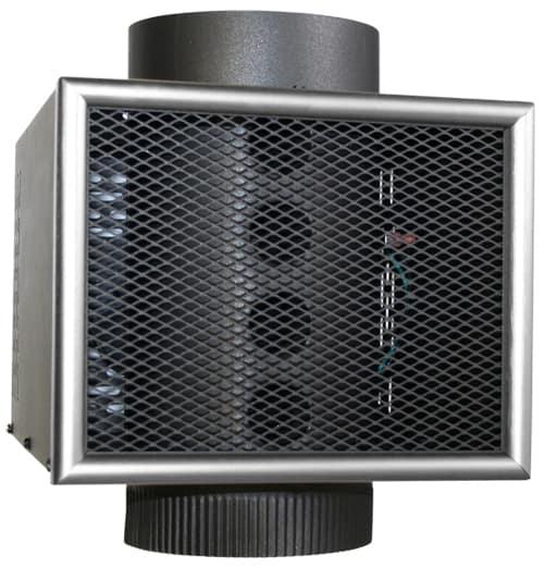 """Miracle Heat 6"""" Heat reclaimer"""
