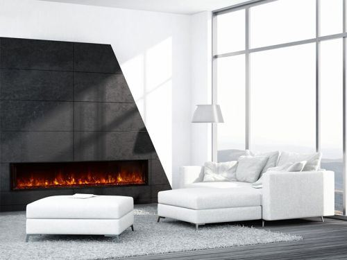Modern Flame Landscape 2 Series Built-in Electric Fireplace