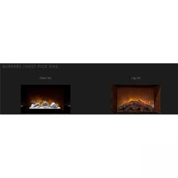 Modern Flames CFB-36CBI 36 in. Contemporary Focus Bowl for Home Fire