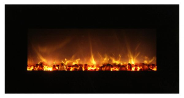 """Modern Flames FF43/BILV Builder No Heat 43"""" Wide Built-In Vent Free Electric Fireplace"""