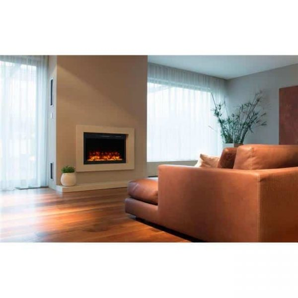 Modern Flames SC36-B 36 in. Spectrum Conventional Electric Fireplace