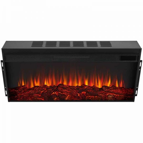 Monte Vista Media Electric Fireplace by Real Flame 12