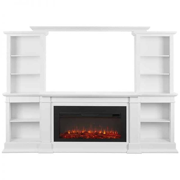 Monte Vista Media Electric Fireplace by Real Flame 2