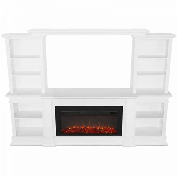 Monte Vista Media Electric Fireplace by Real Flame 3