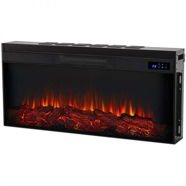 Monte Vista Media Electric Fireplace by Real Flame 5