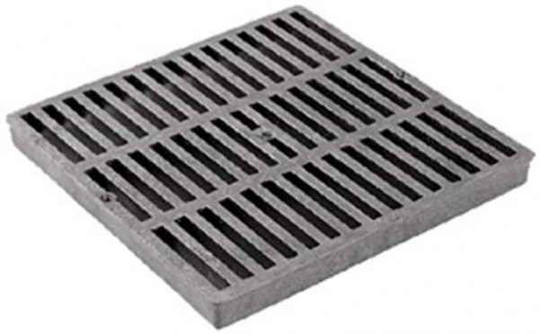 NDS 1212 12x12 Green SQ Grate 1