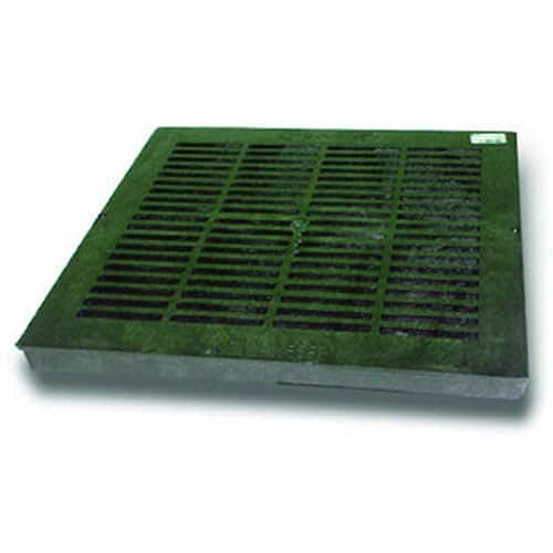 NDS 1212 12x12 Green SQ Grate
