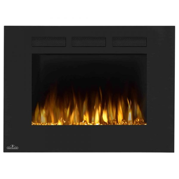 Napoleon Allure 32-Inch 5000 BTU Wall Hanging Electric Fireplace (Open Box) 2