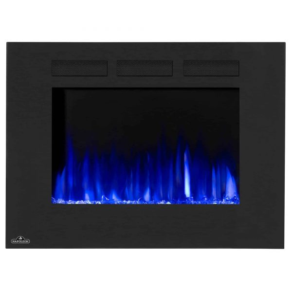 Napoleon Allure 32-Inch 5000 BTU Wall Hanging Electric Fireplace (Open Box) 3