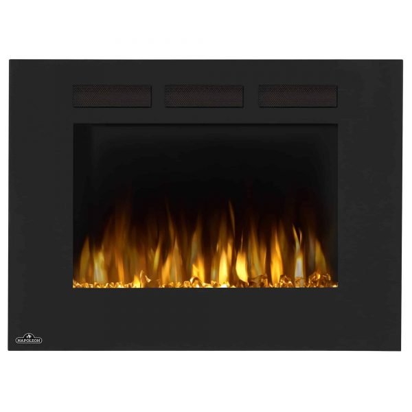 Napoleon Allure Linear Wall Mount Electric Fireplace 2