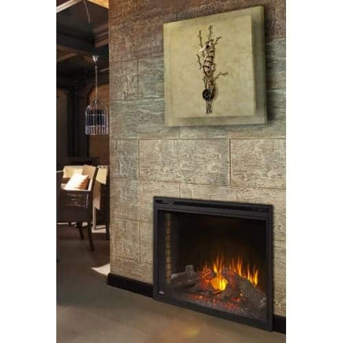 Napoleon Ascent 40 inch Built-in Electric Firebox Insert 1