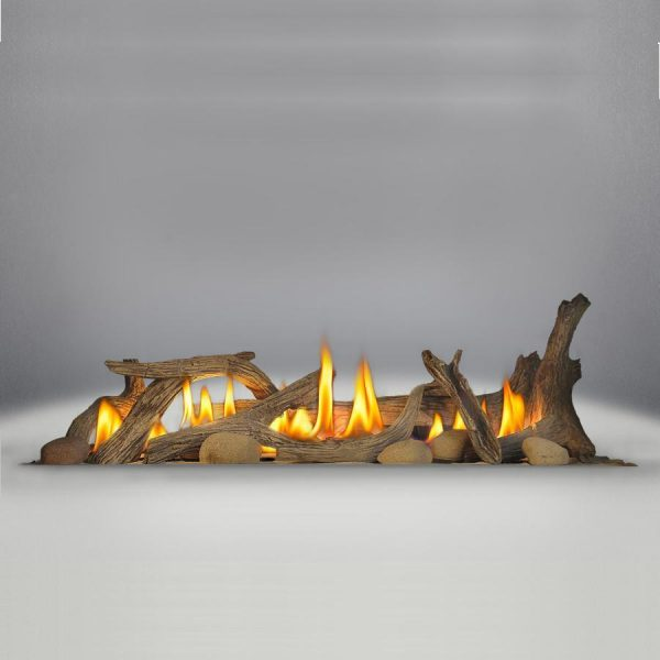 Napoleon Driftwood Kit For Linear 45-Inch Direct Vent Gas Fireplaces