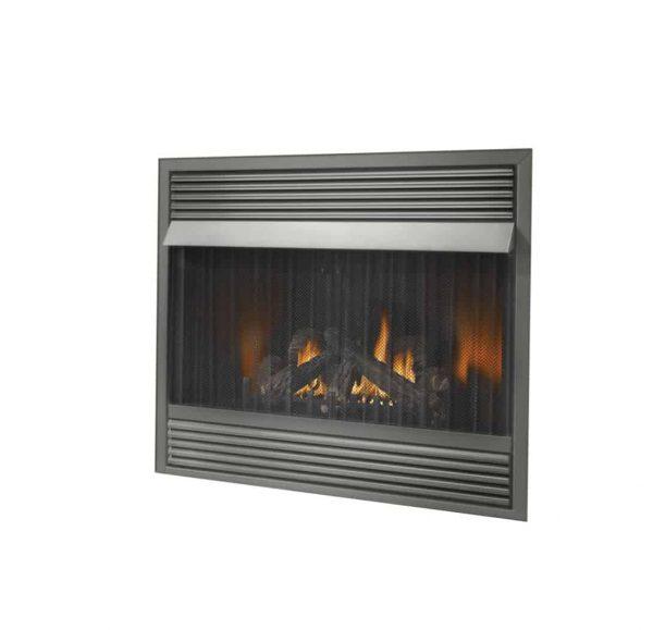 Napoleon GVF36 30,000 BTU Vent Free Zero Clearance Gas Fireplace 2