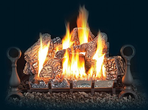Napoleon GVFL24N 24 Inch Vent Free Natural Gas Log Set 1