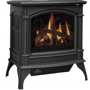 000 BTU Vent Free Cast Iron Gas Stove