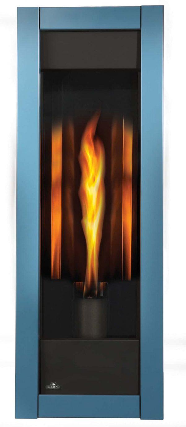 Napoleon GVFT8 Indoor Torch 6,000 BTU Vent Free Gas Fireplace 5