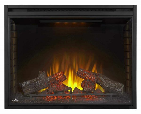 Napoleon NEFB40H Ascent Built-In Electric Fireplace, 40 Inch 2