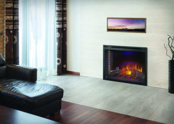 Napoleon NEFB40H Ascent Built-In Electric Fireplace, 40 Inch 5