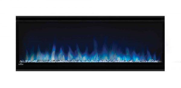 Napoleon-NEFL42CHS Alluravision 42 Slimline Electric Fireplace 1