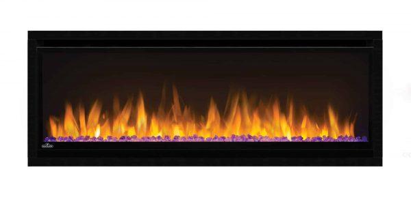 Napoleon-NEFL42CHS Alluravision 42 Slimline Electric Fireplace 5