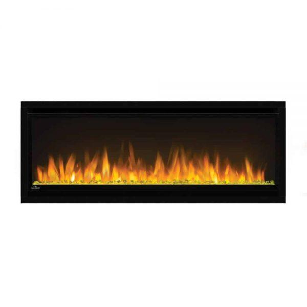 Napoleon-NEFL42CHS Alluravision 42 Slimline Electric Fireplace