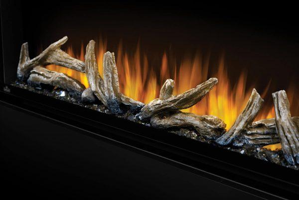 Napoleon-NEFL60CHD Alluravision 60 Deep Depth Electric Fireplace 6