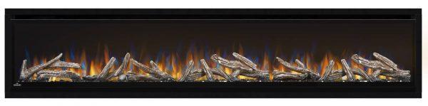Napoleon-NEFL74CHD Alluravision 74 Deep Depth Electric Fireplace 1