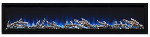 Napoleon-NEFL74CHD Alluravision 74 Deep Depth Electric Fireplace 2