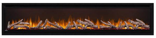 Napoleon-NEFL74CHD Alluravision 74 Deep Depth Electric Fireplace 5
