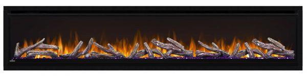 Napoleon-NEFL74CHD Alluravision 74 Deep Depth Electric Fireplace 6