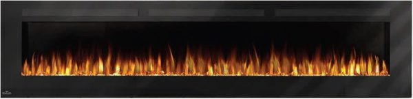Napoleon-NEFL74CHD Alluravision 74 Deep Depth Electric Fireplace
