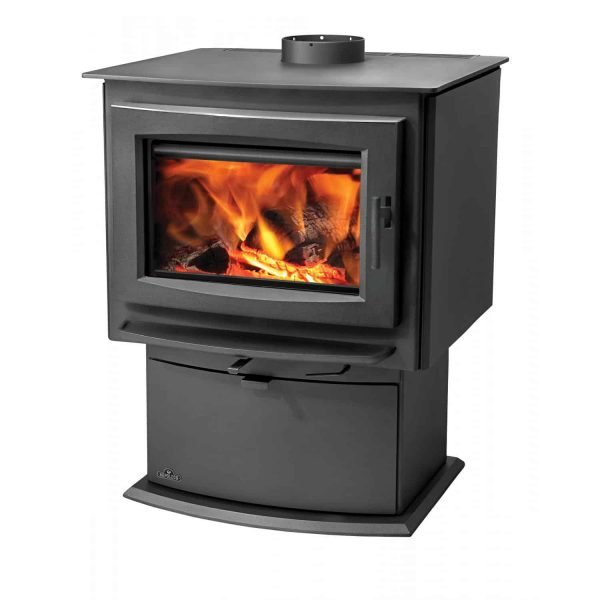 Napoleon S1 Freestanding Wood Burning Stove (22-Inch Depth)