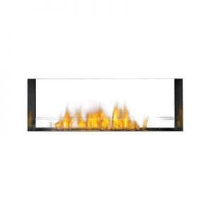 Napoleon See Through Linear Outdoor Gas Fireplace Insert