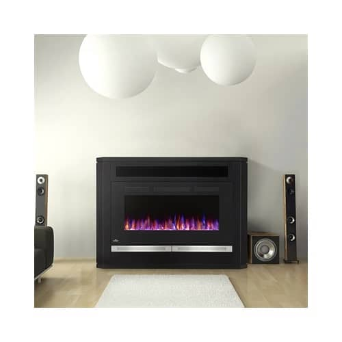 Napoleon The Alanis 42 in. Electric Fireplace Entertainment Center 1