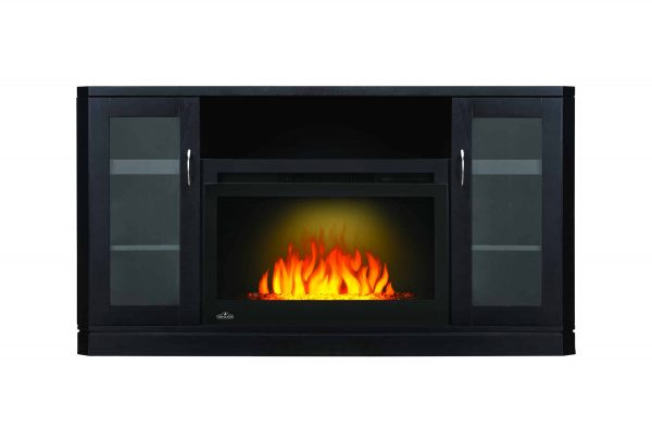Napoleon The Crawford 54-Inch Electric Fireplace Entertainment Package - NEFP27-1116B 4