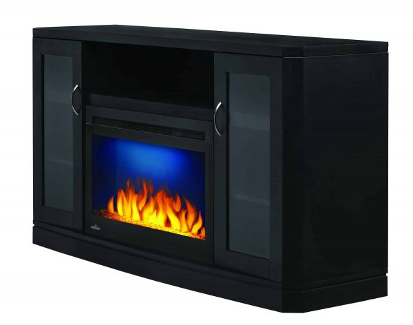 Napoleon The Crawford 54-Inch Electric Fireplace Entertainment Package - NEFP27-1116B 5