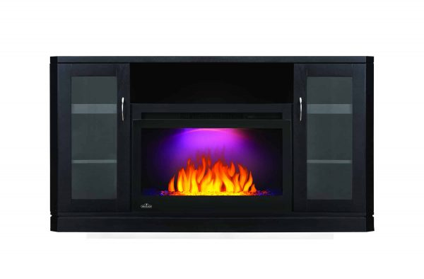 Napoleon The Crawford 54-Inch Electric Fireplace Entertainment Package - NEFP27-1116B 6